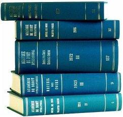 Recueil Des Cours, Collected Courses, Tome/Volume 260a (Index Tomes/Volumes 1995-1997) - Academie de Droit International de La Ha