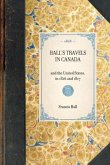 Hall's Travels in Canada: And the United States, in 1816 and 1817