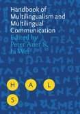 Handbook of Multilingualism and Multilingual Communication