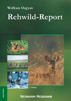 Rehwild-Report - Osgyan, Wolfram