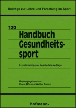 Handbuch Gesundheitssport