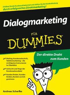 Dialogmarketing für Dummies - Löffler, Horst; Scherfke, Andreas