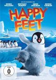 Happy Feet, 1 DVD-Video, dtsch., portug. u. engl. Version