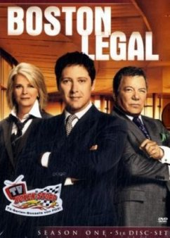 Boston Legal - Season One (5 DVDs)