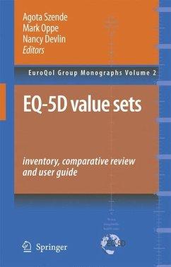 EQ-5D value sets - Szende, Agota / Oppe, Mark / Devlin, Nancy (eds.)