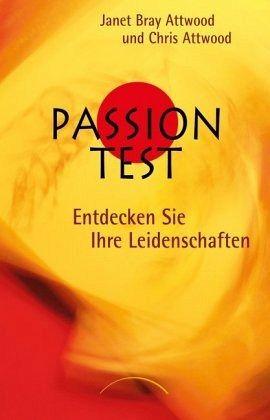 Passion Test Von Janet Bray Attwood Chris Attwood Buch border=