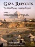 Giza Reports, The Giza Plateau Mapping Project