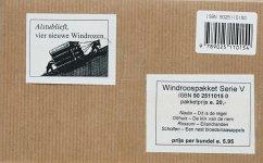 Windroos Serie 5 x 4 ex / druk 1 - Herausgeber: Zuiden, Henk van