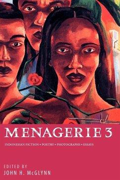 9789798083235 - Herausgeber: McGlynn, John H.: Menagerie 3 - Buku