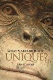 What Makes Biology Unique?