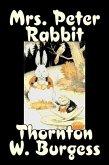 Mrs. Peter Rabbit by Thornton Burgess, Fiction, Animals, Fantasy & Magic