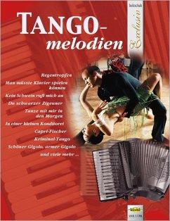 Tangomelodien, für Akkordeon