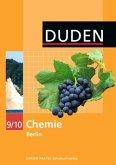 Duden Chemie - Sekundarstufe I - Berlin 9./10. Schuljahr - Schülerbuch