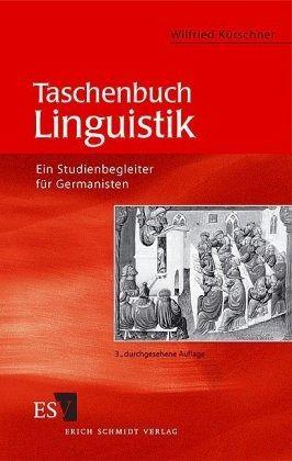 Taschenbuch Linguistik - Kürschner, Wilfried
