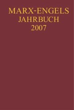 Marx-Engels-Jahrbuch 2006 - Bouvier, Beatrix / Golovina, Galina / Hubmann, Gerald (Hgg.)