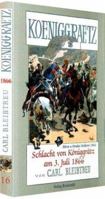 Schlacht von Königgrätz am 3. Juli 1866 - Bleibtreu, Carl