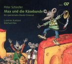 Max und die Käsebande, 1 Audio-CD (Musical)