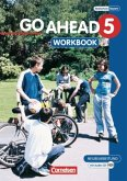 5. Jahrgangsstufe, Workbook, m. Audio-CD / Go Ahead (sechsstufig) Bd.5