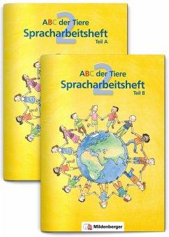 ABC der Tiere 2. 2. Schuljahr - Fink, Irene; Handt, Rosemarie; Herter, Katrin; Kuhn, Klaus; Mrowka-Nienstedt Kerstin; Wetter, Edmund