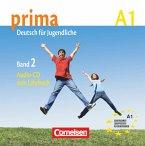 Prima - Deutsch für Jugendliche - Bisherige Ausgabe - A1: Band 2 / Prima - Deutsch für Jugendliche/junge Erwachsene Bd.2