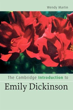 The Cambridge Introduction to Emily Dickinson - Martin, Wendy