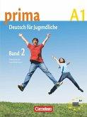 Prima - Deutsch für Jugendliche Bd.2. Schülerbuch