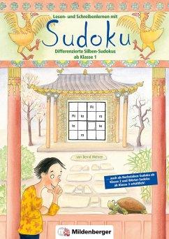 Lesen- und Schreibenlernen mit Sudoku. Klasse 1 - Wehren, Bernd