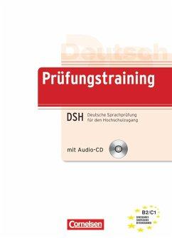 Deutsch als Fremdsprache. Prüfungstraining. Deu...
