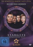 Stargate Kommando SG-1: Season 5 - Budget Box