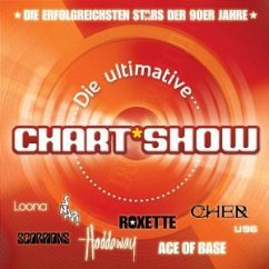 Die Ultimative Chartshow-90er - Diverse