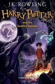 Harry Potter and the Deathly Hallows, English edition, large print edition