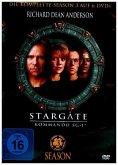 Stargate Kommando SG-1 - Season 03 (6 DVDs)