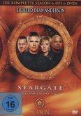 Stargate Kommando SG-1 - Season 06 (6 DVDs)
