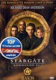 Stargate Kommando SG-1 - Season 02 (6 DVDs)