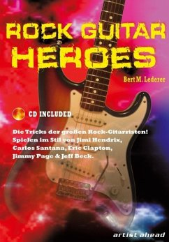 Rock Guitar Heroes, m. Audio-CD