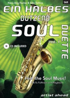Ein halbes Dutzend Soul-Duette, Sax, m. Audio-CD