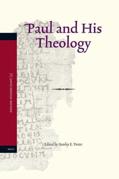 Paul and His Theology - Herausgeber: Porter, Stanley E.