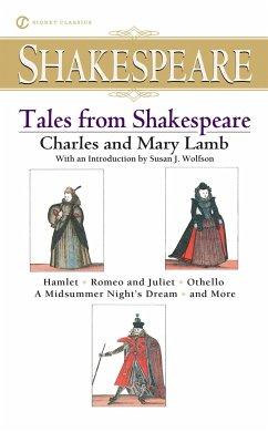Tales From Shakespeare - Lamb, Charles; Lamb, Mary