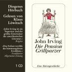 Die Pension Grillparzer, 1 Audio-CD