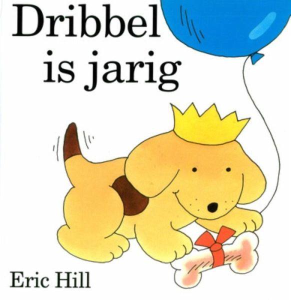 Dribbel is jarig - Hill, Eric