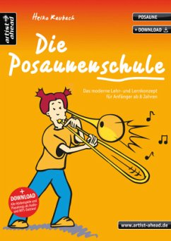 Die Posaunenschule, m. Audio-CD