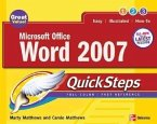 Microsoft Office Word Quicksteps