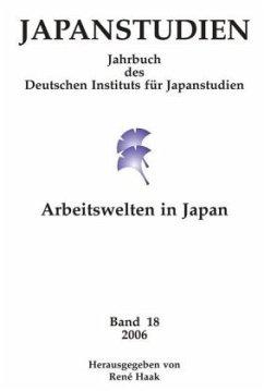 Japanstudien. Jahrbuch des Deutschen Instituts für Japanstudien