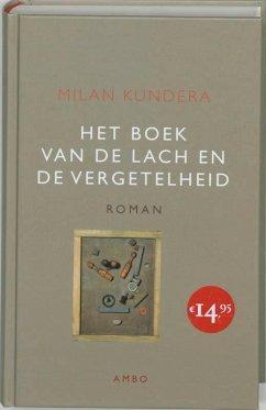 Het boek van de lach en de vergetelheid - Kundera, Milan