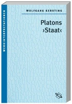 Platons Staat - Kersting, Wolfgang