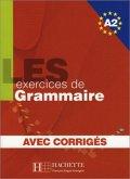 LES exercices de Grammaire A2. Übungsbuch