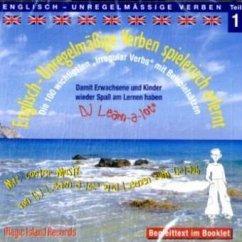 Englisch - Unregelmäßige Verben spielerisch erlernt, 1 Audio-CD