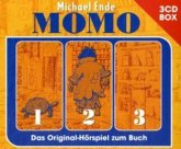 Momo - Hörspielbox, 3 Audio-CDs