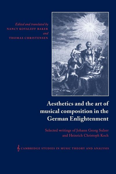 Aesthetics and the art of musical composition in the for The craft of musical composition