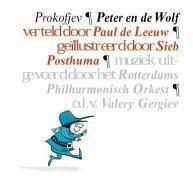 Peter en de wolf + CD / druk 5